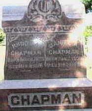 CHAPMAN, RHODA - Louisa County, Iowa | RHODA CHAPMAN
