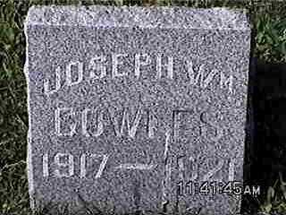 COWLES, JOSEPH - Louisa County, Iowa | JOSEPH COWLES