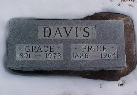DAVIS, PRICE AND GRACE - Louisa County, Iowa | PRICE AND GRACE DAVIS
