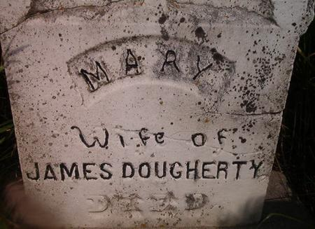 DOUGHERTY, MARY - Louisa County, Iowa | MARY DOUGHERTY