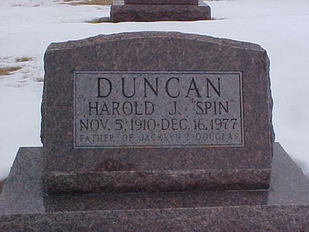 DUNCAN, HAROLD