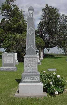 EPPERLY, TANNA - Louisa County, Iowa | TANNA EPPERLY
