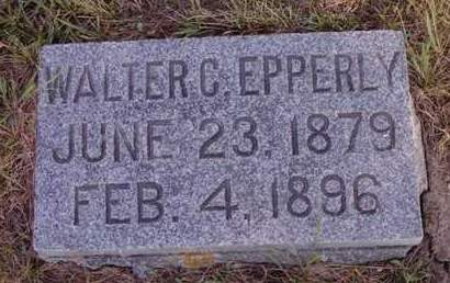EPPERLY, WALTER C. - Louisa County, Iowa | WALTER C. EPPERLY
