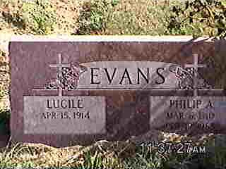 EVANS, PHILIP - Louisa County, Iowa | PHILIP EVANS