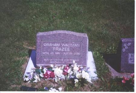 FRAZEE, GRAHAM WALTMAN - Louisa County, Iowa | GRAHAM WALTMAN FRAZEE