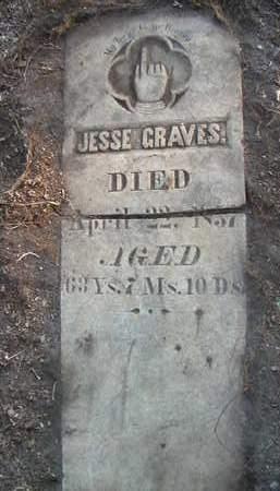 GRAVES, JESSE - Louisa County, Iowa | JESSE GRAVES
