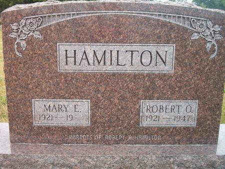 HAMILTON, MARY E. - Louisa County, Iowa | MARY E. HAMILTON