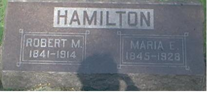 HAMILTON, ROBERT M. - Louisa County, Iowa | ROBERT M. HAMILTON