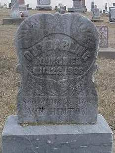 HINTON, SON - Louisa County, Iowa | SON HINTON