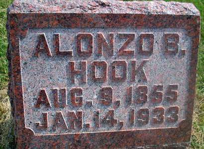 HOOK, ALONZO B. - Louisa County, Iowa | ALONZO B. HOOK