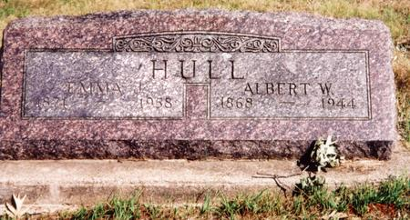 HULL, ALBERT - Louisa County, Iowa | ALBERT HULL