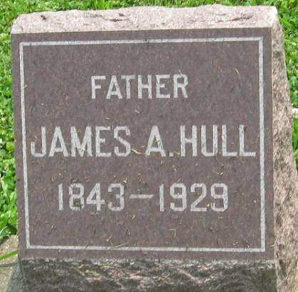 HULL, JAMES A. - Louisa County, Iowa | JAMES A. HULL
