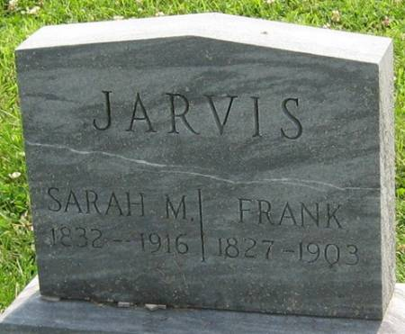 JARVIS, FRANKLIN - Louisa County, Iowa | FRANKLIN JARVIS