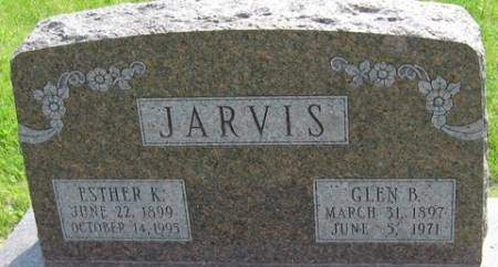 JARVIS, GLEN - Louisa County, Iowa | GLEN JARVIS