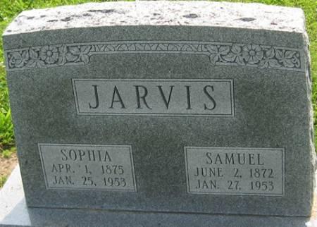 JARVIS, SOPHIA - Louisa County, Iowa | SOPHIA JARVIS