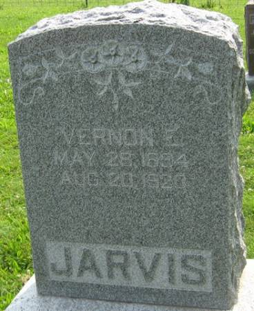 JARVIS, VERNON - Louisa County, Iowa | VERNON JARVIS