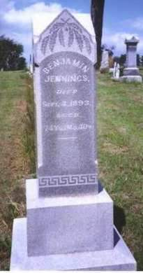 JENNINGS, BENJAMIN - Louisa County, Iowa | BENJAMIN JENNINGS