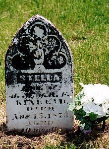 KINKEAD, STELLA - Louisa County, Iowa | STELLA KINKEAD