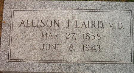 LAIRD, ALLISON J. MD - Louisa County, Iowa | ALLISON J. MD LAIRD