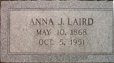 LAIRD, ANNA J. - Louisa County, Iowa | ANNA J. LAIRD