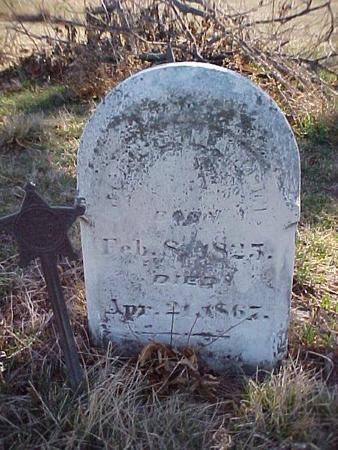 MARION, JOHN S. - Louisa County, Iowa | JOHN S. MARION