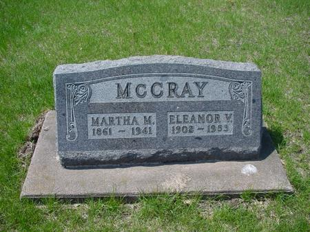 MCCRAY, ELEANOR - Louisa County, Iowa | ELEANOR MCCRAY