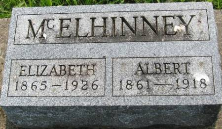 MCELHINNEY, ALBERT - Louisa County, Iowa | ALBERT MCELHINNEY