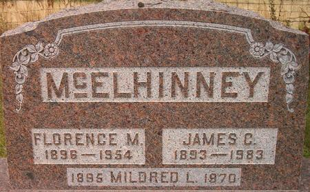 MCELHINNEY, MILDRED L. - Louisa County, Iowa | MILDRED L. MCELHINNEY