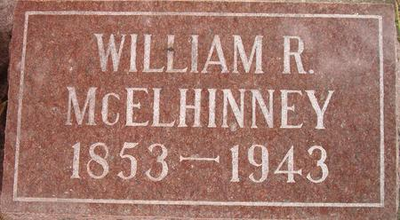 MCELHINNEY, WILLIAM R. - Louisa County, Iowa | WILLIAM R. MCELHINNEY