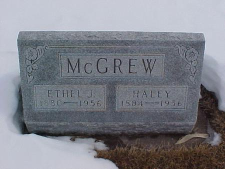 MCGREW, HALEY - Louisa County, Iowa | HALEY MCGREW