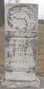MCKINLEY, SARAH - Louisa County, Iowa | SARAH MCKINLEY