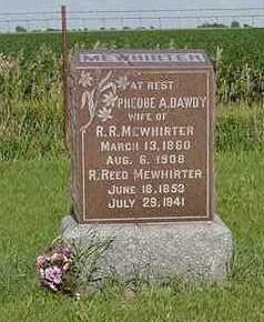 MEWHIRTER, PHEOBE - Louisa County, Iowa | PHEOBE MEWHIRTER