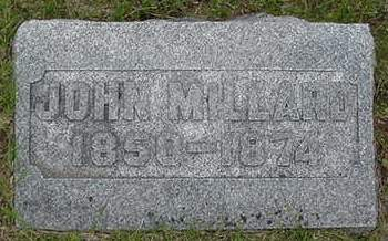 MILLARD, JOHN - Louisa County, Iowa | JOHN MILLARD
