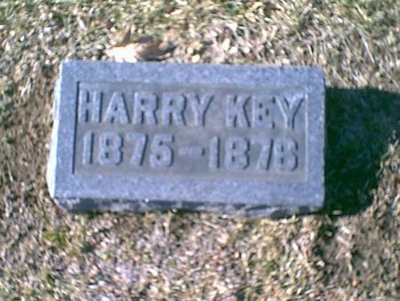 MINCHER, HARRY KEY - Louisa County, Iowa   HARRY KEY MINCHER