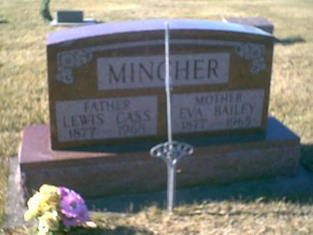 BAILEY MINCHER, EVA TAYLOR - Louisa County, Iowa | EVA TAYLOR BAILEY MINCHER