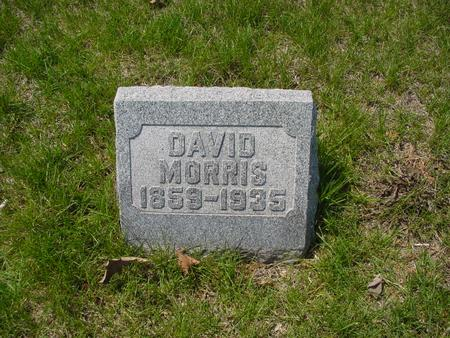 MORRIS, DAVID - Louisa County, Iowa | DAVID MORRIS