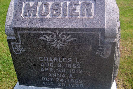 MOSIER, CHARLES L. - Louisa County, Iowa | CHARLES L. MOSIER