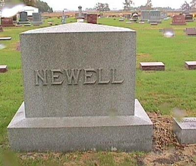 NEWELL, MARY - Louisa County, Iowa | MARY NEWELL