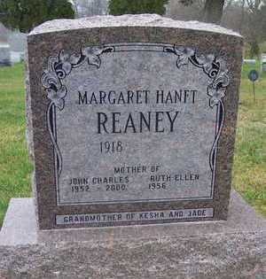 REANEY, MARGARET - Louisa County, Iowa | MARGARET REANEY