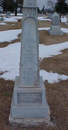 REECE, JOHN - Louisa County, Iowa | JOHN REECE