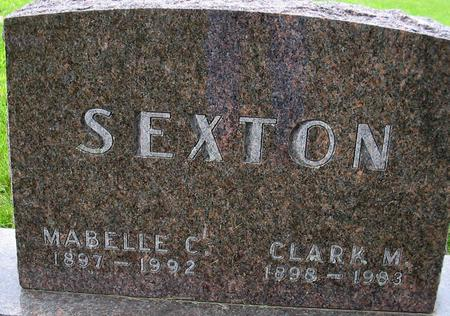 CARITHERS SEXTON, MABELLE - Louisa County, Iowa | MABELLE CARITHERS SEXTON