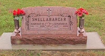 SHELLABARGER, GENEVIEVE - Louisa County, Iowa | GENEVIEVE SHELLABARGER