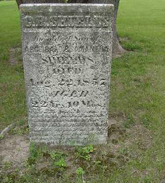 SHIELDS, C. R. - Louisa County, Iowa   C. R. SHIELDS