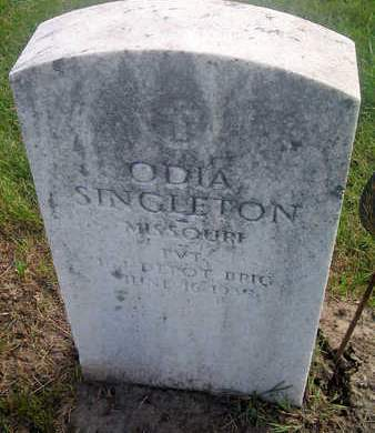 SINGLETON, ODIA - Louisa County, Iowa | ODIA SINGLETON
