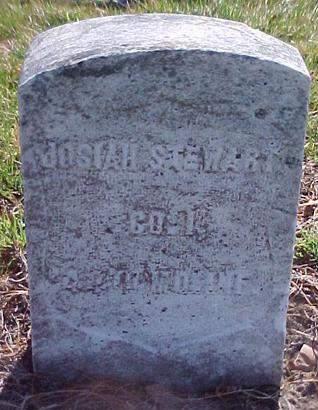 STEWART, JOSIAH - Louisa County, Iowa | JOSIAH STEWART