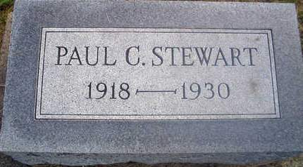 STEWART, PAUL C. - Louisa County, Iowa | PAUL C. STEWART
