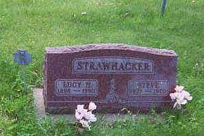 STRAWHACKER, STEVE - Louisa County, Iowa   STEVE STRAWHACKER