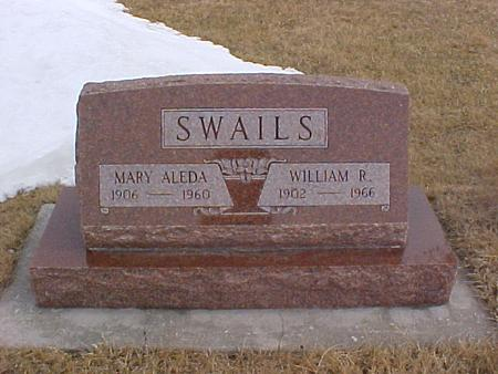 SWAILS, MARY ALEDA - Louisa County, Iowa | MARY ALEDA SWAILS