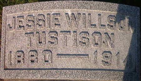 TUSTISON, JESSIE - Louisa County, Iowa | JESSIE TUSTISON