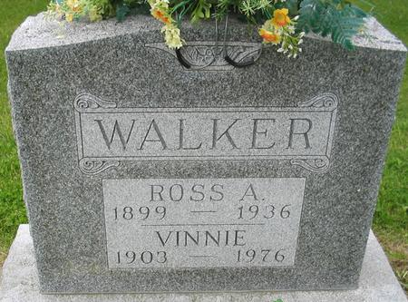 WALKER, VINNIE - Louisa County, Iowa | VINNIE WALKER